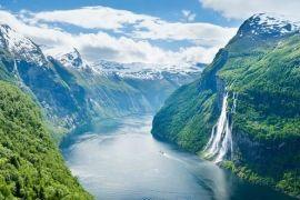 Rejsy po Fiordach Norweskich